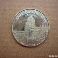 Medallas temáticas: PORTUGUESE HERITAGE. COLLECTORS COIN. LISBOA, PORTUGAL. 2011. Lote 162099646
