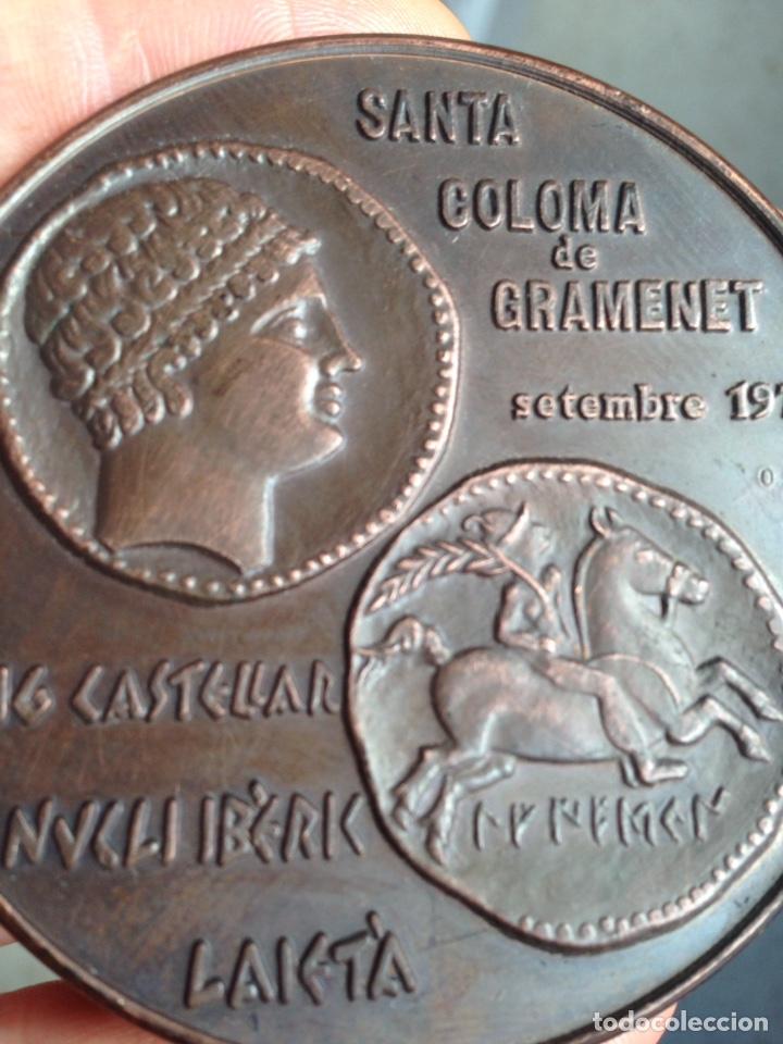 Medallas temáticas: Medalla Banco Sabadell 1974 - Foto 2 - 162132389