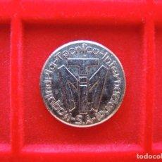 Medallas temáticas: MEDALLA - FICHA, MAQUINARIA TÉCNICA INTERNACIONAL. Lote 162374594