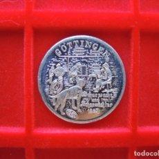 Medallas temáticas: MEDALLA CONMEMORATIVA, OFICIOS, 'SCHARWACHE UND SCHARWÄCHTER 1865', GÖTTINGEN, ALEMANIA, 1987. Lote 162391414