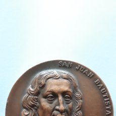 Medallas temáticas: MEDALLA SAN JUAN BAUTISTA DE LA SALLE. Lote 163068912