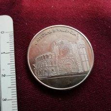 Medallas temáticas: CATEDRAL DE VALENCIA. SPANISH HERITAGE. MEDALLA. COLLECTOR`S COIN. Lote 165251762