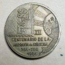 Medallas temáticas: MEDALLA 12 CENTENARIO MEZQUITA DE CÓRDOBA 1986. Lote 168121350