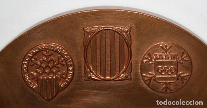 Medallas temáticas: MEDALLA DEL 75 ANIVERSARI DE L' ESQUI A CATALUNYA (1908 - 1983) - Foto 3 - 168454460