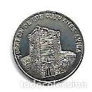 Medallas temáticas: MONEDA DE PLATA 925/000 MONUMENTOS DE AVILA TORREON DE LOS GUZMANES. Lote 168719676