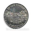 Medallas temáticas: MONEDA DE PLATA 925/000 MONUMENTOS DE AVILA PALACIO DE LOS DUQUES DE ALBA PIEDRAHITA. Lote 168723728