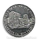 Medallas temáticas: MONEDA DE PLATA 925/000 MONUMENTOS DE AVILA CASTILLO DE LA TRISTE CONDESA DE ARENAS DE SAN PEDRO. Lote 168724016