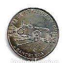 Medallas temáticas: MONEDA DE PLATA 925/000 MONUMENTOS DE AVILA ERMITA DE NUESTRA SEÑORA DE CHILLA CANDELEDA. Lote 168725388
