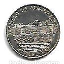 Medallas temáticas: MONEDA DE PLATA 925/000 MONUMENTOS DE AVILA CASTILLO DE ALBURQUERQUE MOMBELTRAN. Lote 168725580