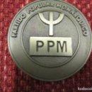Medallas temáticas: PORTUGAL POLITICA ELECCIONES 1976 - MEDALLA BRONCE 'PARTIDO POPULAR MONARQUICO PPM' + INFO 1S. Lote 168731700