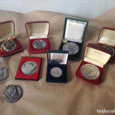 Medallas temáticas: LOTE MEDALLAS - MEDALLA. Lote 171017484