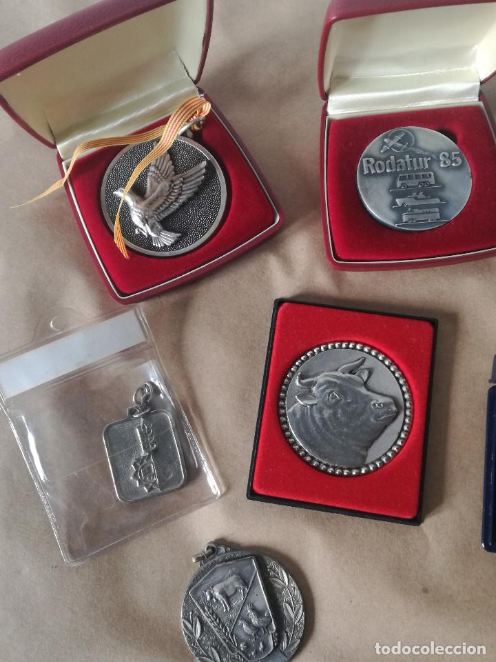 Medallas temáticas: LOTE MEDALLAS - MEDALLA - Foto 3 - 171017484