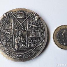 Médailles thématiques: MEDALLA BRONCE PLATEADO SEGUNDO CONGRESO NACIONAL DE NUMISMATICA SALAMANCA OCTUBRE 1974. Lote 171183529