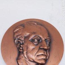 Medallas temáticas: MEDALLA DE BRONCE GALERIA SEGRELLES. Lote 171491408