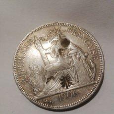 Medallas temáticas: MEDALLA FRANCAISE AÑO 1906. Lote 171776065