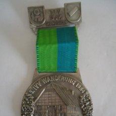 Medallas temáticas: MEDALLA 5 IVV WANDERUNG 1984. --- 4. Lote 171894715
