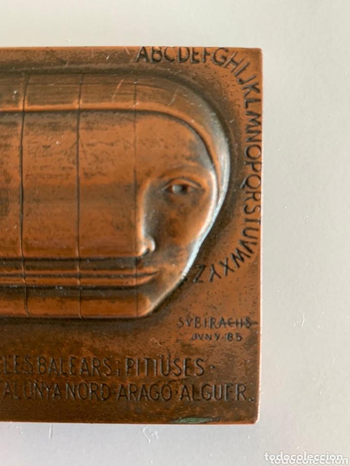 Medallas temáticas: Medalla subirachs - Foto 3 - 172477030