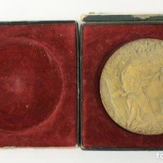 Medalhas temáticas: MEDALLA EXPOSITION UNIVERSELLE INTERNATIONALE 1900. PARIS. EXPOSITOR J. NORIEGA, SAMANO. CANTABRIA. Lote 173571105