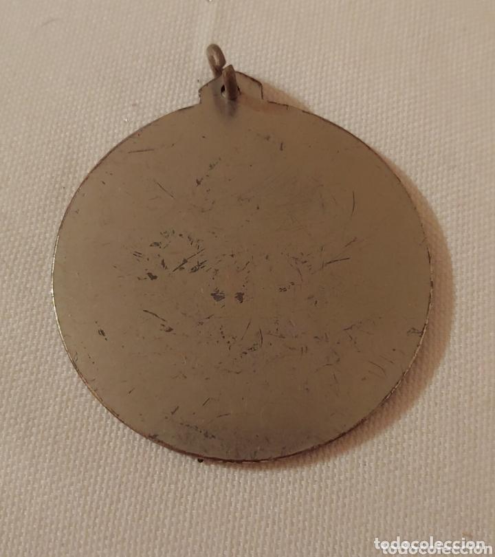Medallas temáticas: Medalla, Tenerife escudo puerto de la Cruz - Foto 4 - 173606023