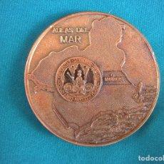 Medallas temáticas: MEDALLA AULAS DEL MAR MURCIA 1989. Lote 174273885