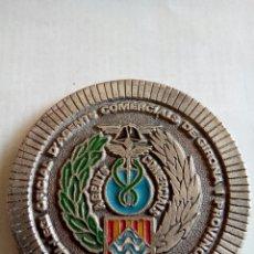 Medallas temáticas: MEDALLA DE COLLEGI OFICIAL AGENTS COMERCIALS DE GIRONA I PROVINCIA AÑO 1988. Lote 174454144