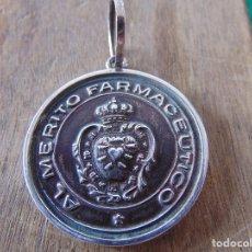 Medallas temáticas: MEDALLA AL MERITO FARMACEUTICO COLEGIO OFICIAL DE FARMACEUTICOS DE MURCIA. Lote 174963930