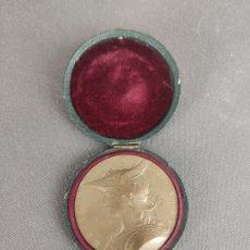 Medallas temáticas: REPUBLIQUE FRANCAISE PRIX OFFERT PAR LE MINISTRE , MEDALLA EN ESTUCHE POR O. ROTY . Lote 176401770