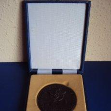Medallas temáticas: (MED-190903)MEDALLA CONMEMORATIVA - CAMBRA OFICIAL DE COMERÇ I INDUSTRIA, REUS 1886-1986 - ESTUCHE. Lote 176479344