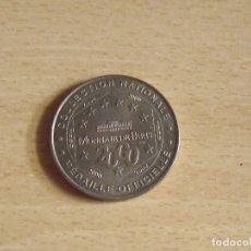 Medallas temáticas: MONNAIE, MONEDA DE PARIS. 2000. TOUR EIFFEL. BUEN ESTADO. 3,5 CM DIÁMETRO. MEDALLA.. Lote 132072482