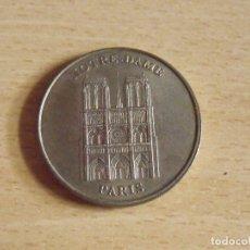 Medallas temáticas: MONNAIE, MONEDA DE PARIS. 2005. NOTRE DAME. BUEN ESTADO. 3,5 CM DIÁMETRO. MEDALLA.. Lote 176901043