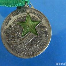 Medallas temáticas: MEDALLA XXVIII HISPANA KONGRESO ESPERANT ZARAGOZA, JULIO DE 1967.. Lote 177736754