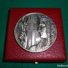 Medallas temáticas: MEDALLA DE LA EXPOSICIÓN DE ANTICUARIOS DE BARCELONA 1978 , PLATA.. Lote 178615652