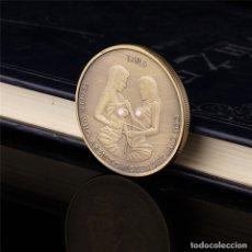 Medallas temáticas: MONEDA DE BRONCE CONMEMORACIÓN VENDAJE.. Lote 179050052