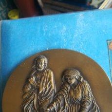 Medallas temáticas: MEDALLON CONMEMORATIVO, NAVIDAD DE 1997. Lote 182004692