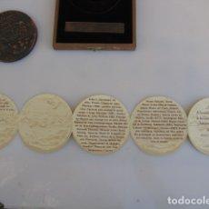 Medallas temáticas: MEDALLA CONMEMORATIVA 100 AÑOS CÁMARA DE COMERCIO INDUSTRIA Y NAVEGACIÓN. Lote 182281996
