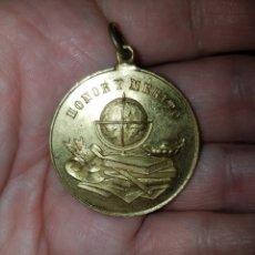 Medallas temáticas: MEDALLA HONOR Y MERITO PREMIO A LA APLICACIÓN. Lote 182910662
