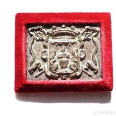 Medalhas temáticas: SEVILLA.- MEDALLA PLACA DE LA CIUDAD 13X10.. Lote 183336255