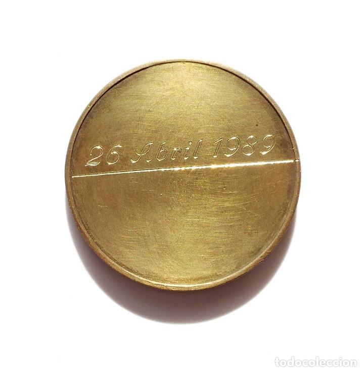 Medallas temáticas: FUNDACIÓN VILLA Y CORTE DE MADRID. - Foto 2 - 183337688