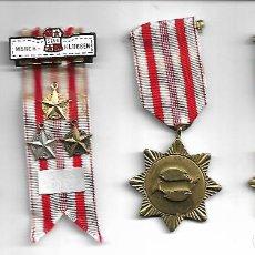 Medallas temáticas: OPORTUNIDAD ANTIGUA COLECCION DE MEDALLAS TEMATICAS MUY BUENA CALIDAD. Lote 183705942