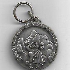 Medallas temáticas: LA SARDANA ES LA DANSA MES BELLA . Lote 183724368