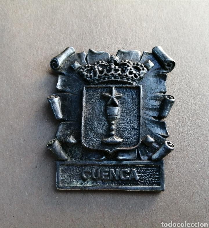 MEDALLA CUENCA. (Numismática - Medallería - Temática)