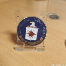 Medallas temáticas: MONEDA MEDALLA CENTRAL INTELLIGENCE AGENCY CIA UNITED STATES OF AMERICA USA. Lote 183772720