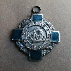 Medallas temáticas: MEDALLA. PREMIO A LA APLICACIÓN. ANTIGUA. Lote 183781260