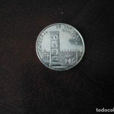 Medallas temáticas: MEDALLA DE PLATA CATEDRAL DE BADAJOZ. . Lote 183821650