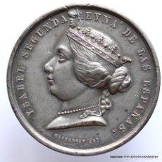 Medallas temáticas: MEDALLA ISABEL 2A. Lote 186167247