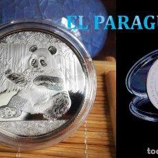 Medallas temáticas: MEDALLA TIPO MONEDA PLATA ( HOMENAJE A LOS OSOS PANDA ) - PESA 13,81 GRAMOS - Nº12. Lote 187102183