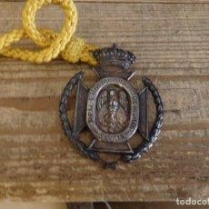 Medallas temáticas: ANTIGUA MEDALLA DEL REAL E ILUSTRE COLEGIO DE MEDICOS DE SEVILLA, BAÑO DE PLATA, RARISIMA. Lote 187415592
