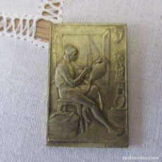 Medallas temáticas: MEDALLA REPUBLIQUE FRANCAISE, BRONCE 1926. Lote 189147307