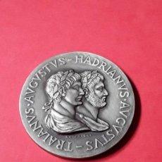 Médailles thématiques: MEDALLA PLATA EXPOSION DE NUMISMÁTICA ROMANA.CIRCULO FILATELICO Y NUMISMATICO BARCELONA.CFN.1964. Lote 135102878