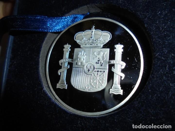 Medallas temáticas: MEDALLA DON QUIJOTE DE PLATA - Foto 8 - 75149823